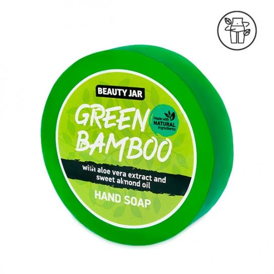 Jabón de manos - Aloe vera y almedras dulces