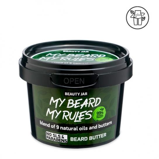 Manteca suavizante de barba - For man