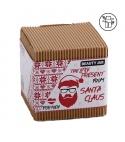 Cajita de regalo for man - Santa Claus
