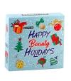 Cajita de regalo - Happy beautu holidays