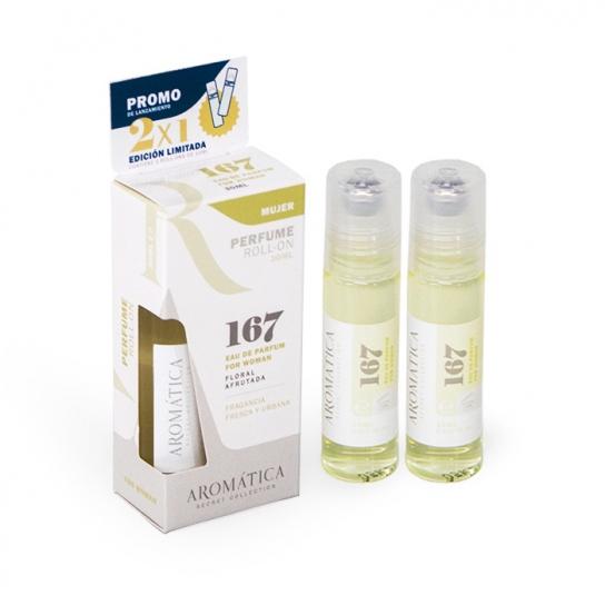 Perfume Roll-On 167 (Floral Afrutada)