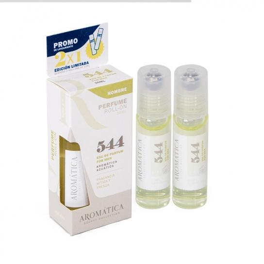Perfume Roll-On 544 (Aromática Acuática)