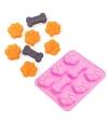Kit para hacer jabones forma de Huellas de Perrito