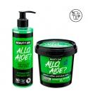 Gel de ducha hidratante - Aloe vera y Café Verde