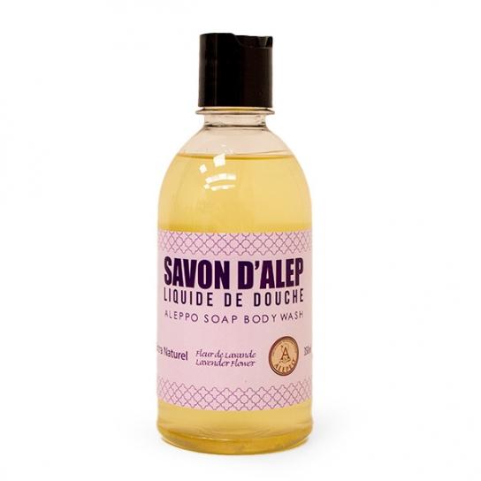 Jabón líquido de Alepo Lavanda