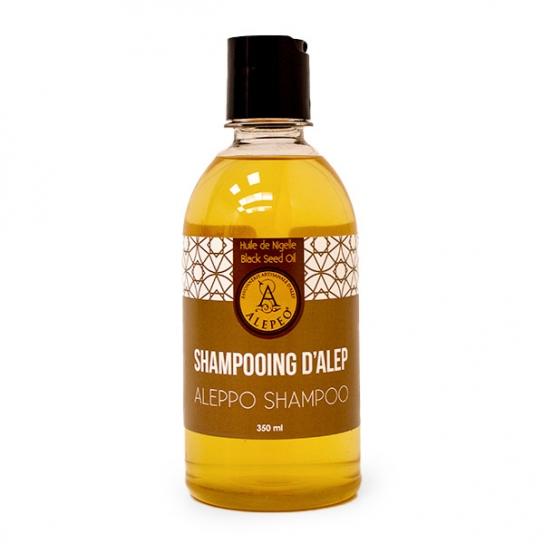 Champú natural de Alepo Black Seed Oil