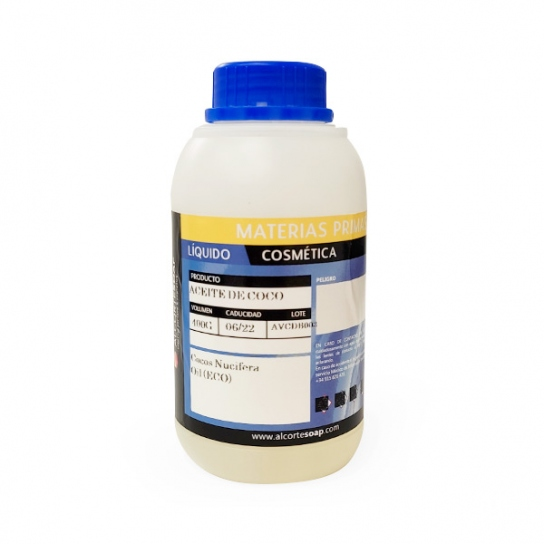 Aceite de Coco puro ECO