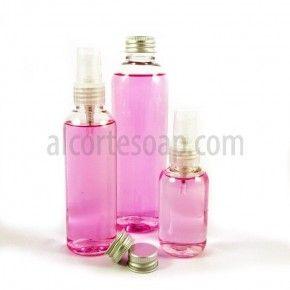 Frascos perfumería plástico