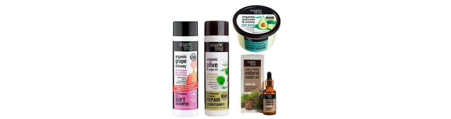 Cosmética Natural Certificada Organic Shop