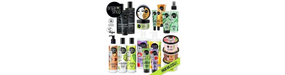 Organic Shop - Cosmética natural certificada