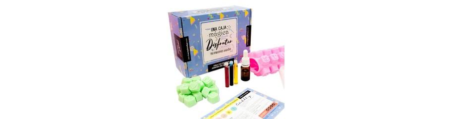 Kits para hacer jabones de glicerina