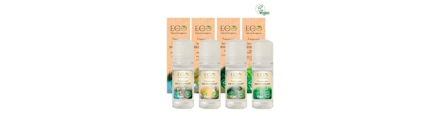 Desodorantes 100% Naturales Bio