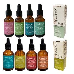 LOVECOIL - Tratamientos con aceites orgánicos