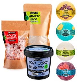 Beauty Jar Bombas y Sales de Baño