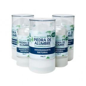 Desodorante Piedra Alumbre