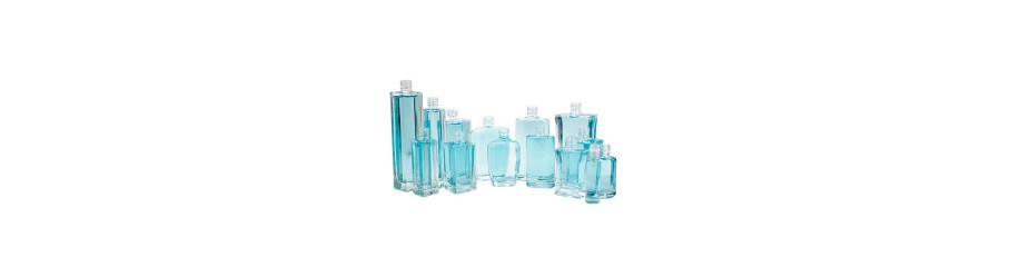 Envases para perfumes y ambientación