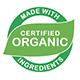 Cosmética facial orgánica certificada